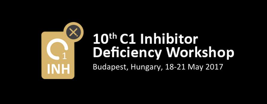 10th C1 Inhibitor Deficiency Workshop