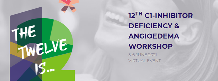 12th C1-inhibitor Deficiency & Angioedema Workshop
